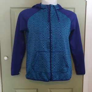 Nike  therma-fit with hood size large